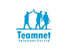 Teamnet Solutions Full Logo